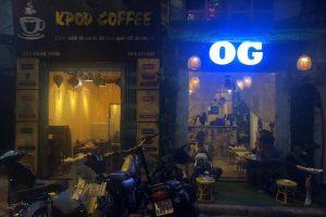 SANG NHƯỢNG QUÁN CAFE – HÀNG THAN